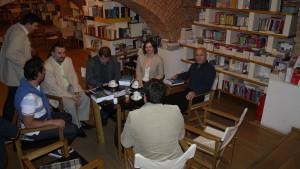 Ion Dur, Cristina Stănuș, Dragoș Varga, Sorin Bocancea și Radu Vancu