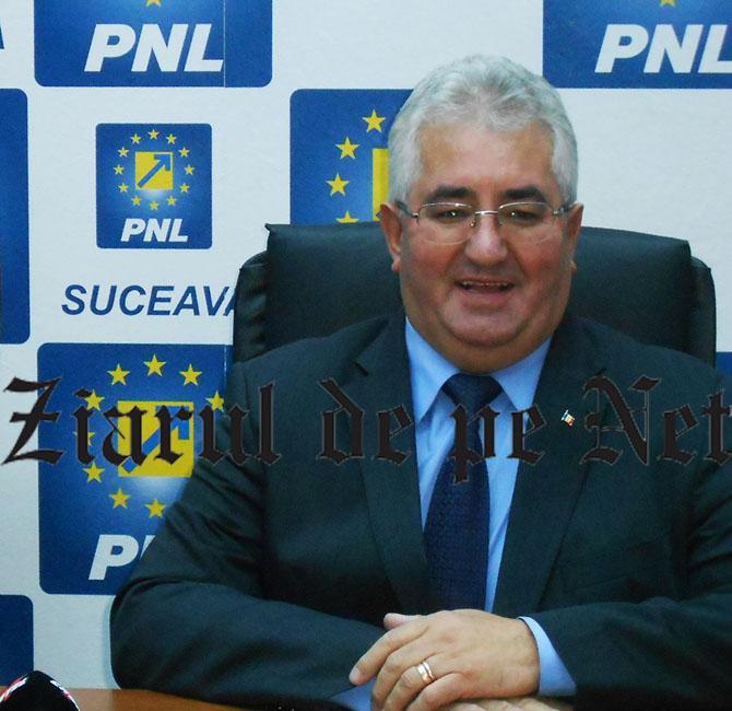 """Lungu vrea un nou mandat de primar al Sucevei: """"99% sunt hotărât!"""""""
