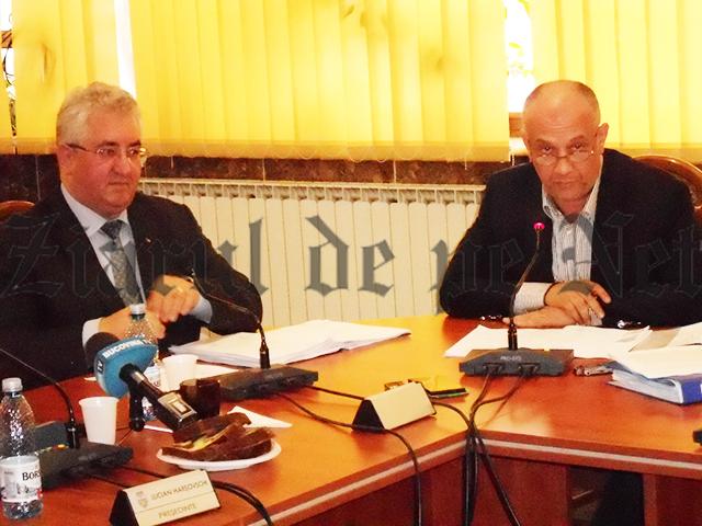 Ion Lungu Si Alexandru Baisanu 31.03.16