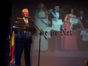 Ion Lungu la deschiderea anului universitar 2015 la USV