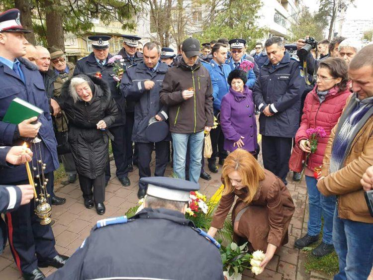 Donații pentru familia jandarmeriței spulberată pe trecerea de pietoni din apropierea Palatului de Justiție Suceava
