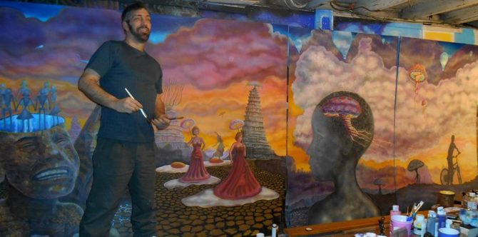 ARTA ALTFEL (36): Jerel Rowan Baker uvertura debutului în plastică