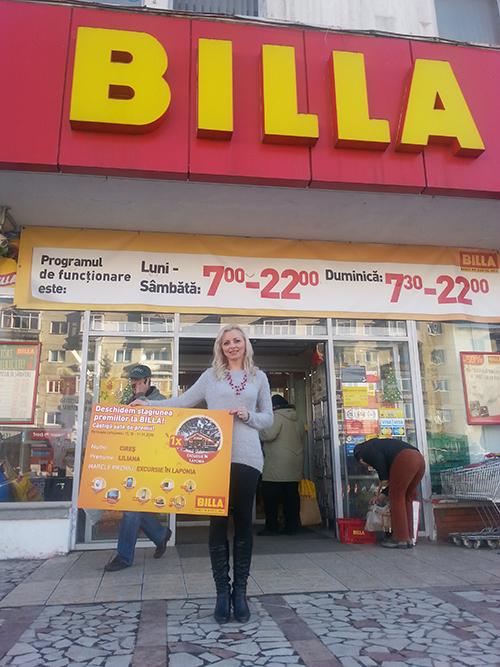 Liliana Cires marele premiu la Bila