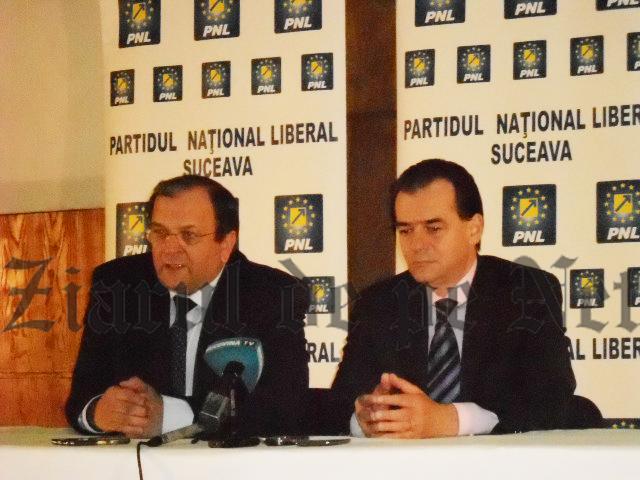 Liberalii suceveni îl vor pe Orban în fruntea partidului