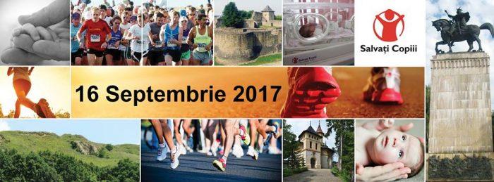 Maratonul Cetății, eveniment caritabil la Suceava