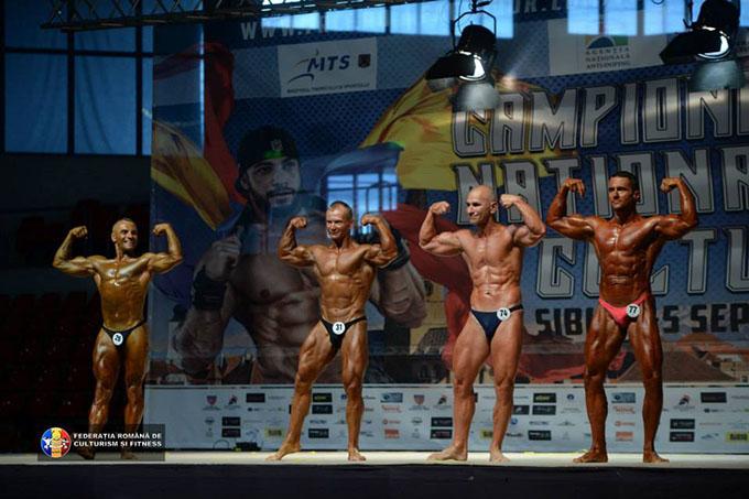 Marius Mosneagu bronz la CN Culturism Sibiu 2015 (6)