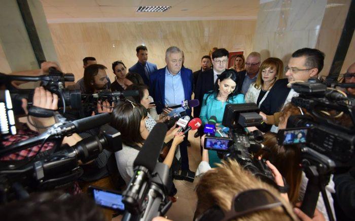 Ministrul Sănătății în vizită la Fălticeni: noul spital mai are nevoie de 28 milioane lei pentru a fi funcțional