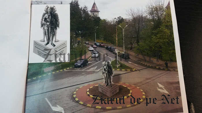 Monumentul Unirii din Suceava, greu de realizat până la 1 decembrie