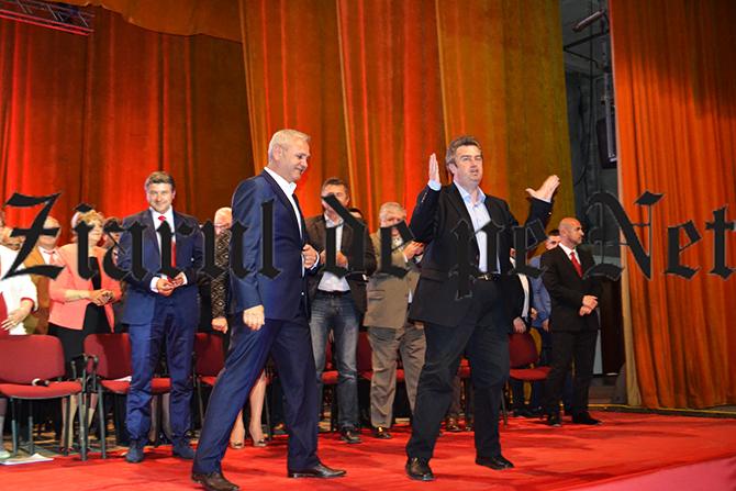 """Cârcoteli în PSD Suceava?Nechifor îl contrazice pe Stan în legătură cu alocările PNDL: """"Pentru Suceava ar fi trebuit să fie alocări mai mari"""""""