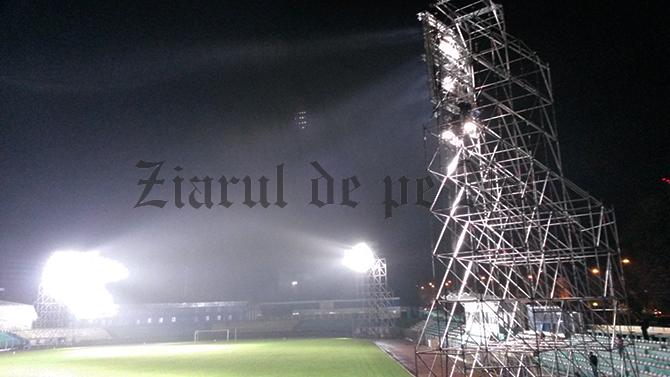 Sucevenii vor plăti 55.723 euro pentru nocturna de la meciul Foresta – Dinamo