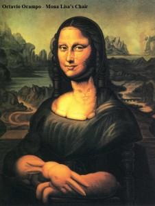 O Ocampo - Mona Lisas Chair