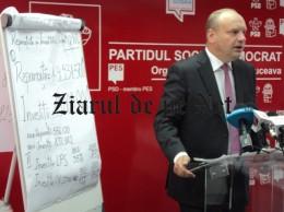 Ovidiu Dontu la pupitru PSD 2015