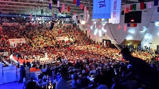 PSD lansare candidat presedentie Ponta