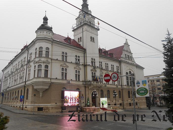 Consiliul Județean Suceava, buget mai mic cu 10 milioane lei față de anul trecut