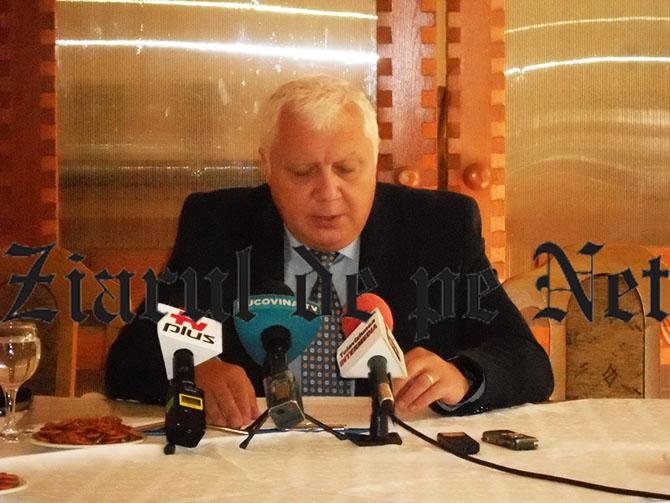 Dr. Paziuc se rupe de PNL și vrea să ajungă deputat independent