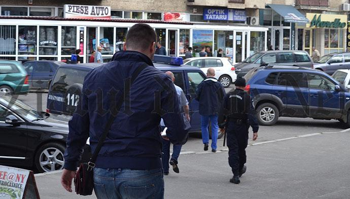 Afaceristul fălticenean Mihai VICOVANU, arestat 30 de zile pentru trafic de țigări