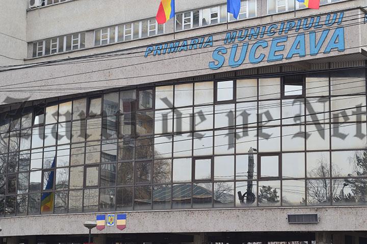 Primăria Suceava speră la bani europeni pentru refacerea clădirii.Valoarea lucrărilor depășește 7 milioane lei