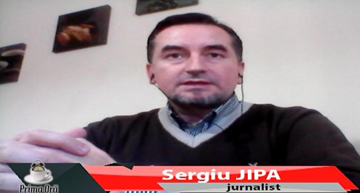 """VIDEO / Sergiu Jipa la PRIMA ORĂ de la Intermedia TV Suceava: """"Trebuie să învățăm să trăim cu acest virus, nu să murim cu teama de acest virus"""""""