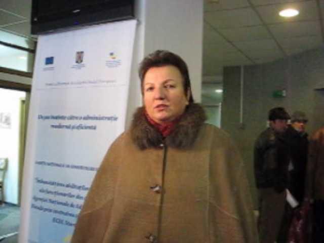 Silvia Boliacu a fost demisă din funcția de subprefect al județului Suceava