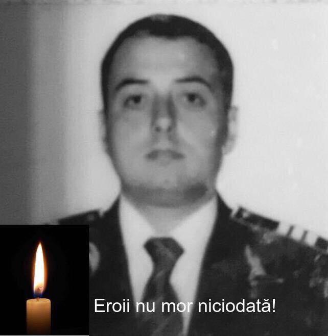 Poliţistul ucis cu cuțitul în gara Burdujeni, decorat post-mortem. El a fost declarat polițistul anului 2017