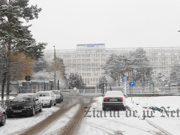 57 de noi posturi la Spitalul Județean Suceava