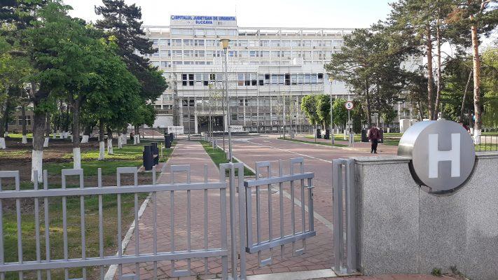 308 pacienți cu coronavirus internați în spitalele din Suceava și Rădăuți. Săptămâna viitoare va începe tratamentul cu plasmă
