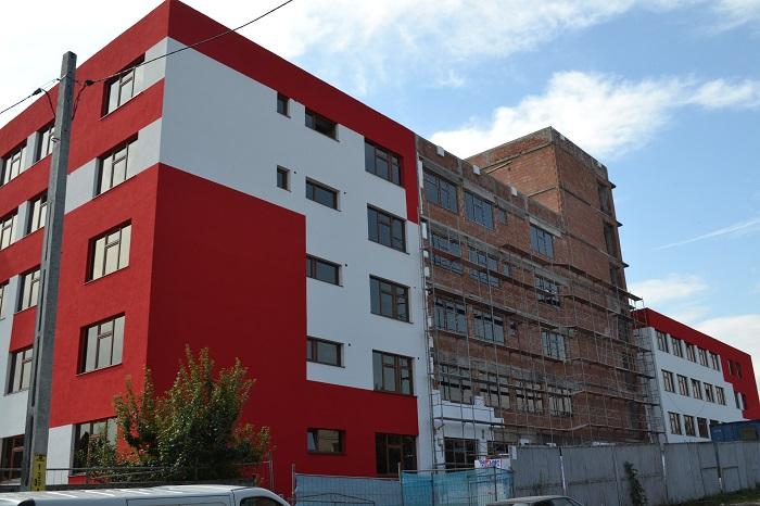 Spitalul municipal Falticeni septembrie 2014