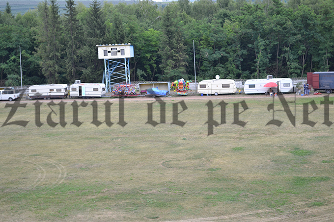 Cele două stadioane din Fălticeni redeschise pentru alergare