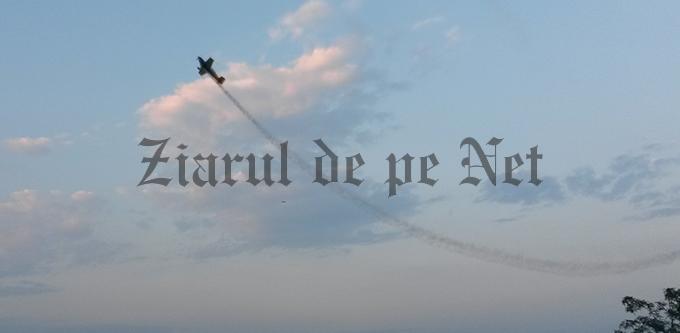Suceava Air Shov avion single8 28.08.15