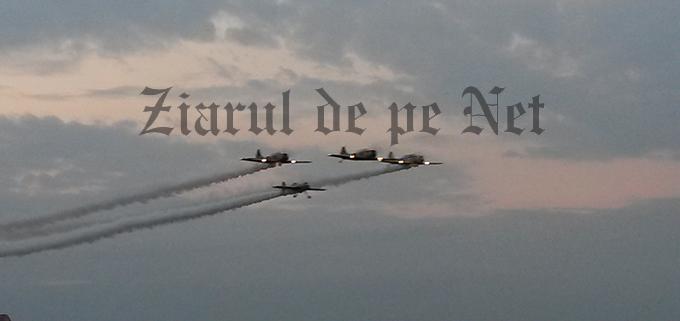 Suceava Air Show a fost devansat pe 4 august