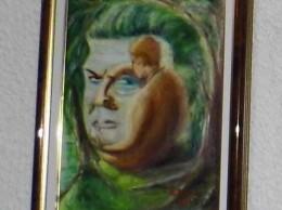 Tablou realizat de Gabriel TODICĂ