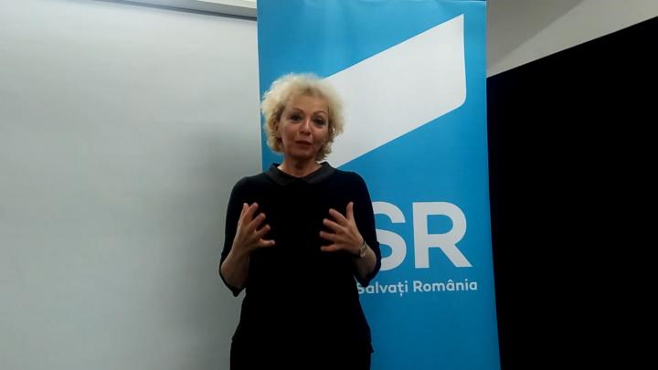"""USR Suceava anunță că îl susține pe Iohannis: """"Duminică, 24 noiembrie, votăm Klaus Iohannis"""""""