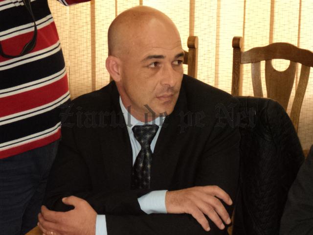 Noul consilier județean TITIANU a depus jurământul