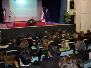 Valentin Popa la deschiderea anului 02.10.15