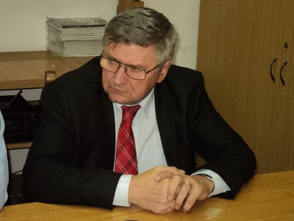 Vasile Latis,  Directorul Comisariatului judetean pentru Protectia Consumatorilor Suceava