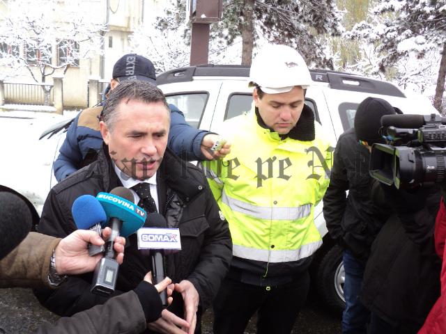 """Patronul VICTOR CONTRUCT Botoșani către LUNGU: """"Succes pentru viitorul mandat!"""""""