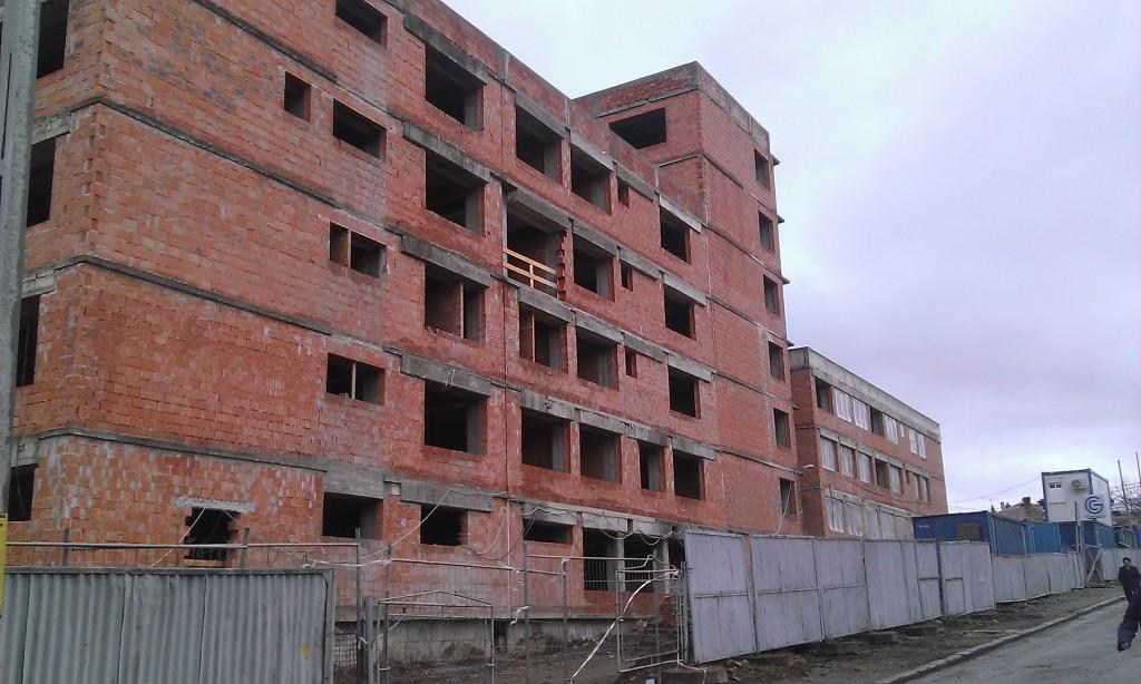 Spitalul Nou Falticeni