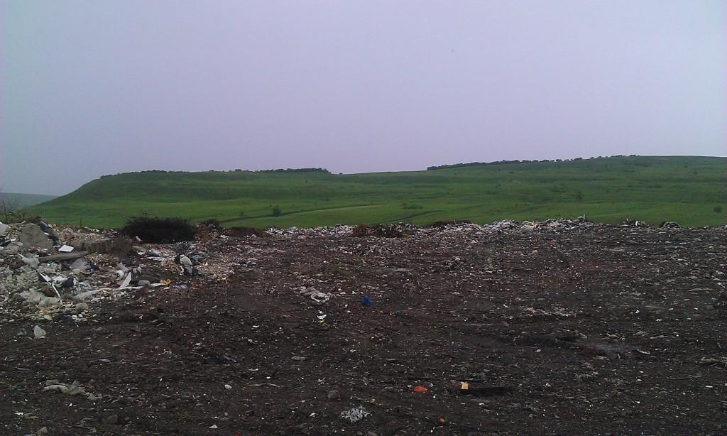 groapa de gunoi veche Antilesti 2