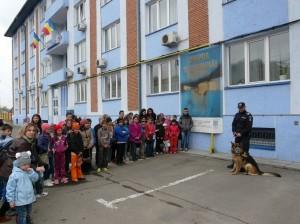 Ziua Portilor Deschise la Jandarmeria Suceava