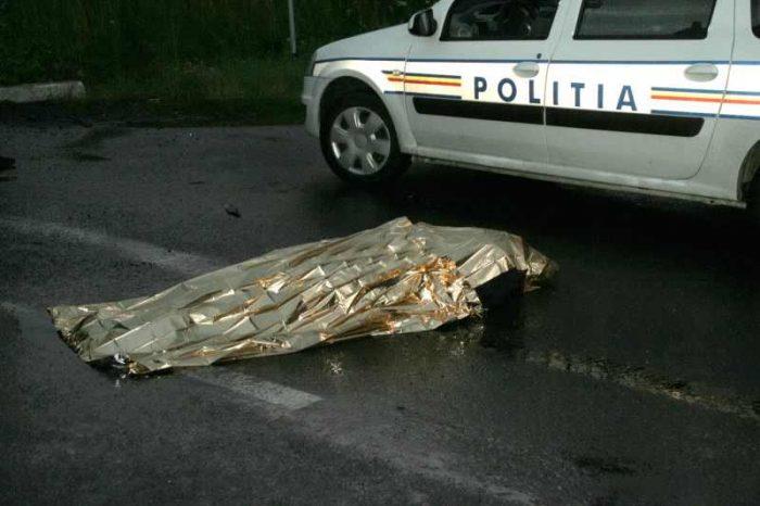 Pieton decedat la Drăgușeni. Victima a încercat să traverseze prin loc nepermis și a murit pe loc