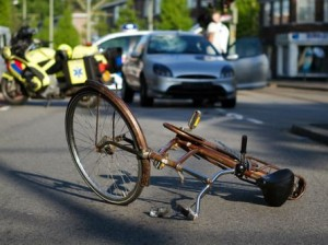 accident bicicleta
