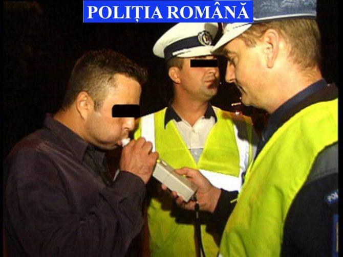 Tânăr de 18 ani din Vicovu de Sus prins de polițiști la volan băut și fără permis