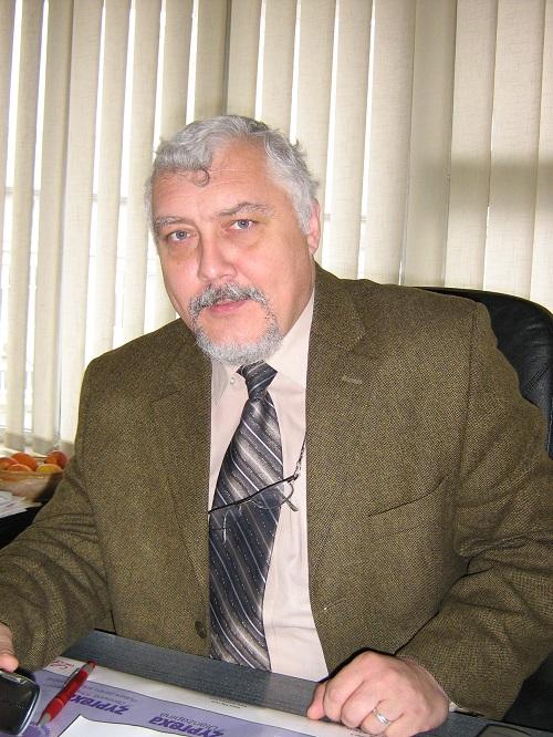 Preşedintele Asociaţiei de Psihiatrie Socială din România, dr. Alexandru Paziuc  Foto: Radio Top