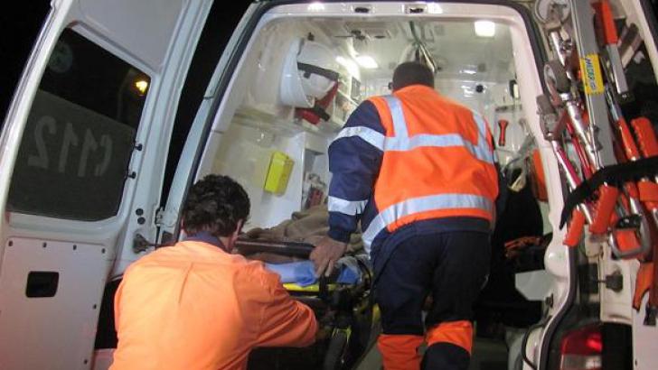 O femeie a suferit atac de panică la un incendiu, la Mitocu Dragomirnei