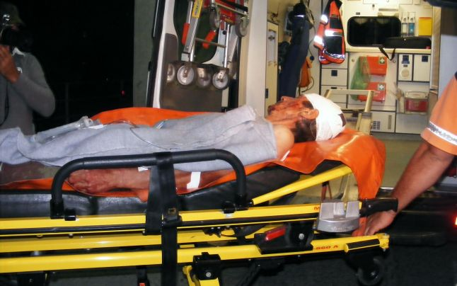 Șoferi răniți după o tamponare la Păltinoasa