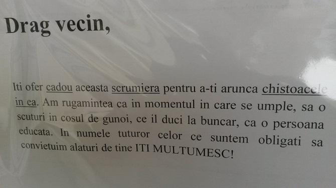 anunt scrumuiera Suceava