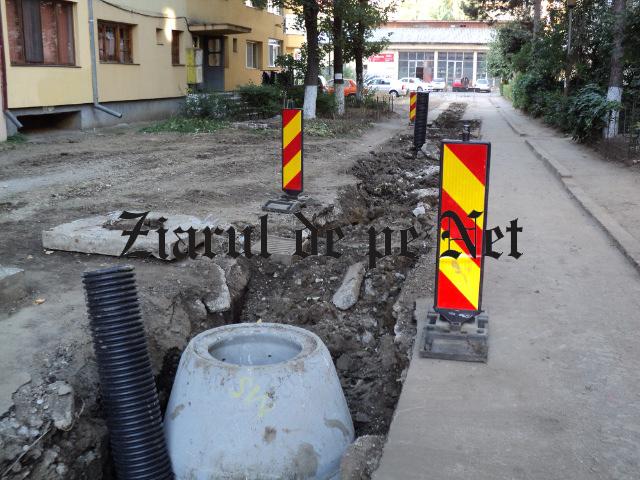 Final de proiect apă/canalizare la Suceava: PFEIFFER i-a dat cu flit primarului LUNGU