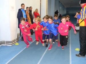 atletism copii