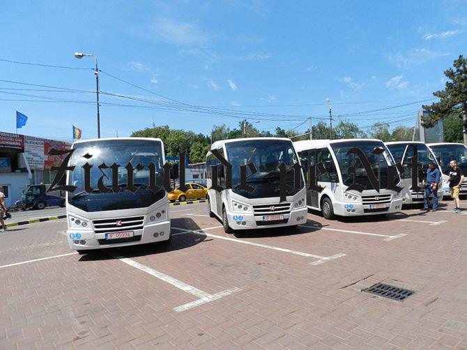 autobuze electrice Suceava 01.07.16