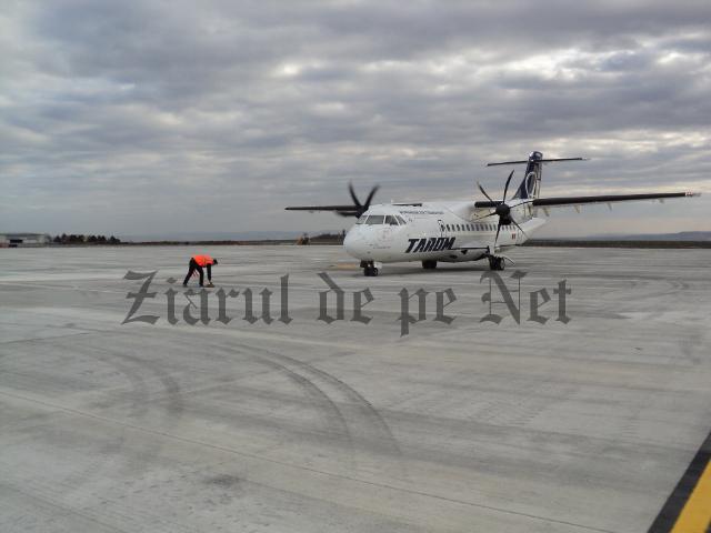 Tarife de la 56 euro pentru curse aeriene București – Suceava dus – întors